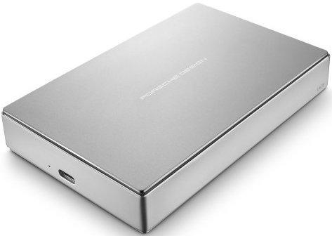 Внешний жесткий диск 2.5 USB 3.0 Lacie Porsche Design Mobile 4Tb STFD4000400 внешний жесткий диск lacie porsche design 1tb stet1000400 silver
