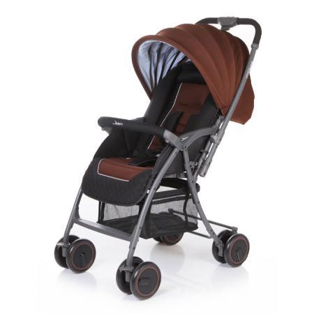 Коляска прогулочная Jetem Uno (brown 16) jetem прогулочная коляска uno jetem фиолетовый