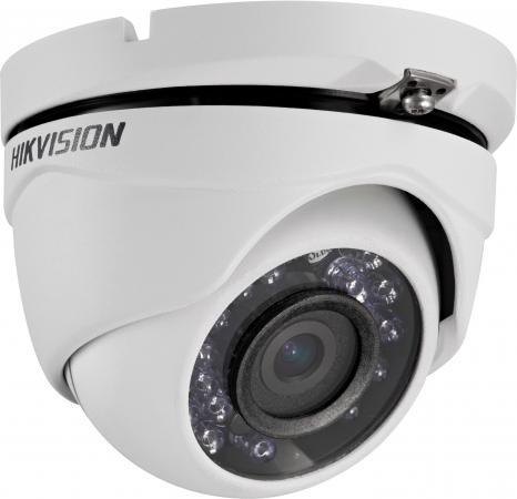 Камера видеонаблюдения Hikvision DS-2CE56C0T-IRM уличная 1/3 CMOS 3.6 мм ИК до 20 м камера видеонаблюдения hikvision ds 2ce56d7t avpit3z 1 2 7 cmos 2 8 12 мм ик до 40 м день ночь