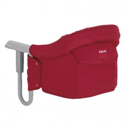 Подвесной стульчик для кормления Inglesina Fast (red) стульчик для кормления inglesina zuma цена