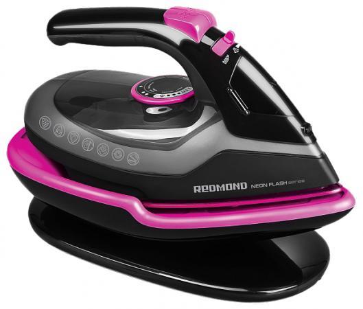Утюг Redmond RI-C234 2400Вт розовый/черный утюг redmond ri c252 2200вт розовый ri c252 розовый