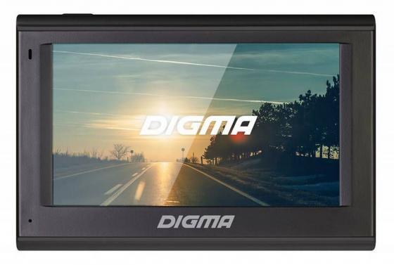 Навигатор Digma Alldrive 401 4.3 480x272 microSD Навител черный цена 2016