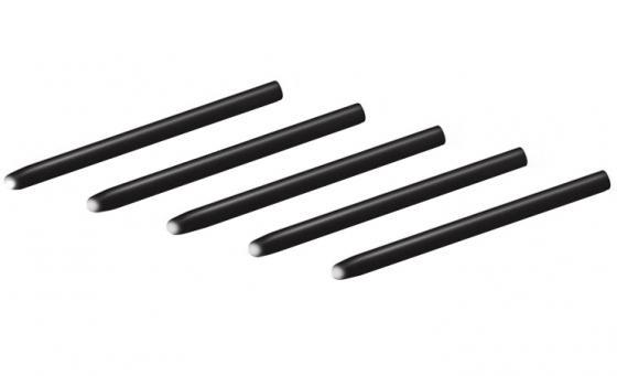 Комплект наконечников Wacom ACK-20004 для Intuos 4/5 комплект наконечников wacom ack 20401w для bamboo