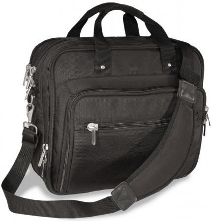 Сумка для ноутбука 15.4 Panasonic PCPE-INFCOM2 синтетика черный V5C30AA сумка для ноутбука 17 crown cmb 558 синтетика черный