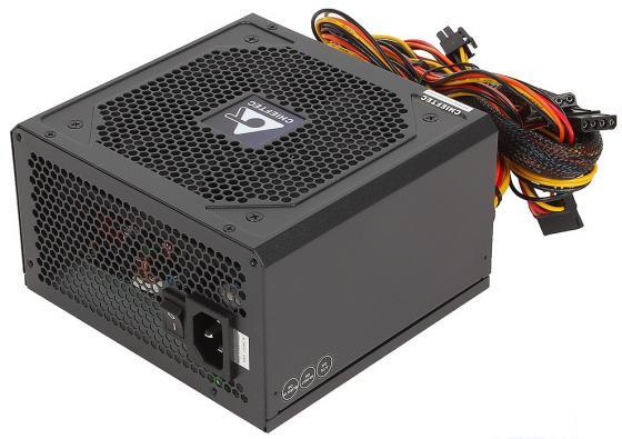где купить Блок питания ATX 400 Вт Chieftec GPE-400S дешево