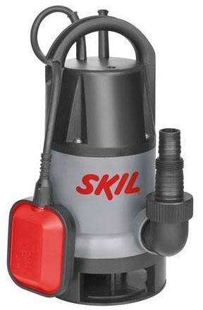 Насос погружной Skil 0810 RA дренажный насос для чистой воды skil 0805 ra f0150805ra