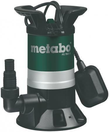 Насос дренажный Metabo PS 7500 S 7500л/час 450 Вт 0250750000 дренажный насос spa 450
