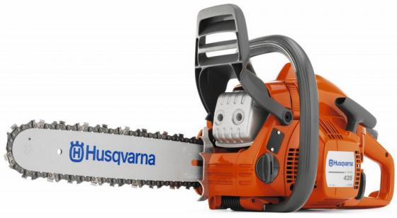 Бензопила Husqvarna 435-15 1600Вт pанцевый аккумулятор husqvarna bli940x