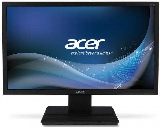 Монитор 21.5 Acer V226HQLbmd черный TN 1920x1080 250 cd/m^2 5 ms DVI VGA Аудио v226hqlbmd