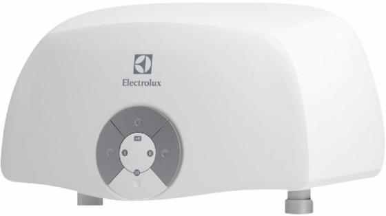 Водонагреватель проточный Electrolux SMARTFIX 2.0 TS (5,5 kW) - кран+душ
