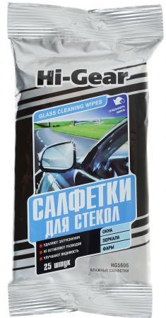 Салфетки для стекол Hi Gear HG 5606N