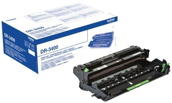 Фотобарабан Brother DR3400 для HL-L5000/L5100/L5200/L6250/L6300/L6400, DCP-L5500/L6600, MFC-L5700/L5750/L6800/L6900 l