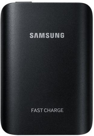 Портативное зарядное устройство Samsung EB-PG935BBRGRU 10200mAh универсальный USB черный портативное зарядное устройство samsung eb pn930czrgru 10200mah универсальный 1xusb розовый