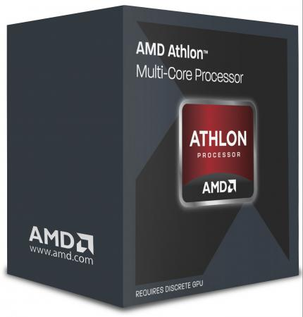 Процессор AMD Athlon X4 845 AD845XACKASBX Socket FM2+ BOX