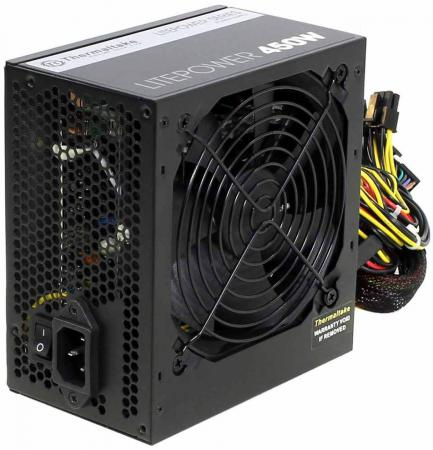 Блок питания ATX 450 Вт Thermaltake PS-LTP-0450NPCNEU-2 цена и фото