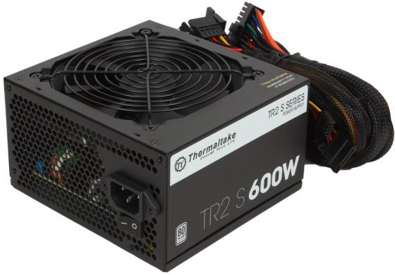Блок питания ATX 600 Вт Thermaltake Litepower PS-TRS-0600NPCWEU-2 цена и фото