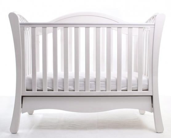 Кроватка Fiorellino Alpina (white/2 коробки) детская кроватка fiorellino lola 160 80 white