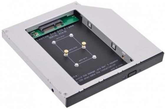 Внешний контейнер для HDD mSATA Espada MS12 цена и фото