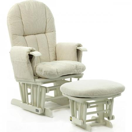 Кресло-качалка Tutti Bambini Daisy GC35 (white/cream) кресло качалка tutti bambini daisy gc35 white cream