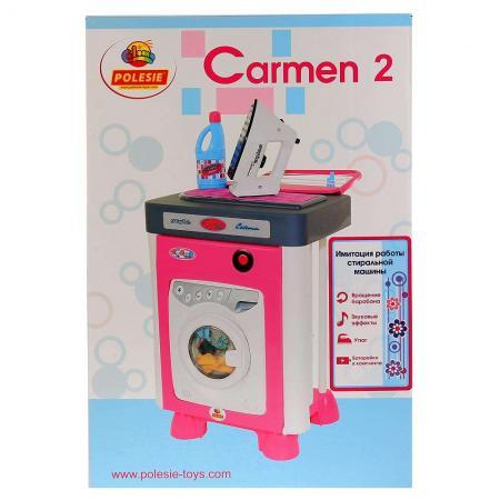 Набор Coloma Carmen №2 со стиральной машиной 57907 набор средств по уходу за стиральной машиной helfer
