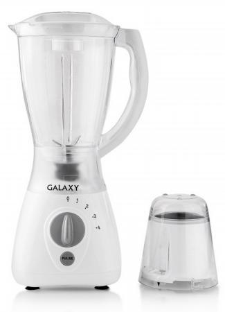 Блендер стационарный GALAXY GL2154 450Вт белый блендер стационарный galaxy gl 2150