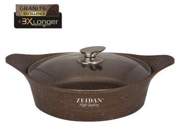 Жаровня Zeidan Z 50259 28 см 5 л алюминий