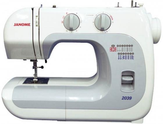 Швейная машина Janome 2039 швейная машинка janome sew mini deluxe