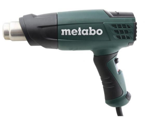 Фен технический Metabo HE 20-600 2000Вт 602060500 строительный фен metabo he 23 650