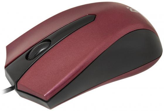 все цены на Мышь проводная DEFENDER Accura MM-950 красный USB 52951