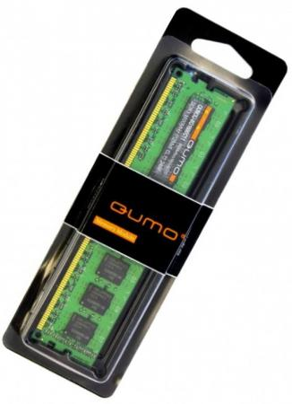 Оперативная память 8Gb PC3-12800 1600MHz DDR3 DIMM QUMO QUM3U-8G1600C11L оперативная память 8gb pc3 12800 1600mhz ddr3 dimm corsair vengeance 10 10 10 27 cmz8gx3m1a1600c10