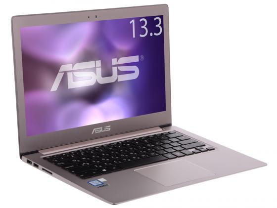 Ультрабук ASUS Zenbook UX303Ua 13.3 1920x1080 Intel Core i3-6100U 500 Gb 4Gb Intel HD Graphics 520 коричневый Windows 10 Home 90NB08V1-M04150