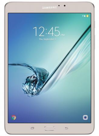 Планшет Samsung Tab S2 9.7 SM-T819 9.7 32Gb золотистый Wi-Fi Bluetooth 3G LTE Android SM-T819NZDESER планшет samsung sm t813 galaxy tab s2 9 7 32gb black sm t813nzkeser qualcomm snapdragon 652 1 8 ghz 3072mb 32gb wi fi bluetooth cam 9 7 2048x1536 android