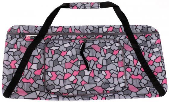 Чехол-портмоне Y-SCOO 125 Пазлы розовый складной y scoo сумка чехол для самоката 125