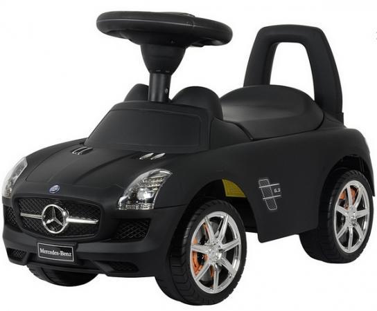 Каталка-машинка Rich Toys Mercedes-Benz пластик от 1 года музыкальная черный матовый 332Р high quality excavator seal kit for komatsu pc200 5 bucket cylinder repair seal kit 707 99 45220
