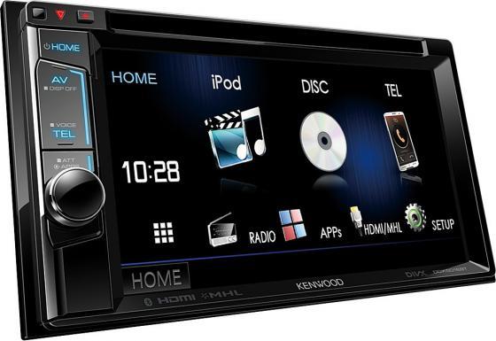 Автомагнитола Kenwood DDX-5016BTR USB MP3 CD DVD 2DIN 4х50Вт