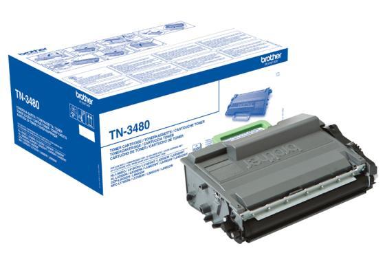 Картридж Brother TN3480 для HL-L5000D/5100DN/5200DW/6300DW/6400DW/6400DWT/DCP-L5500DN/6600DW/MFC-L5700DN/5750DW/6800DW/6900DW 8000 стр