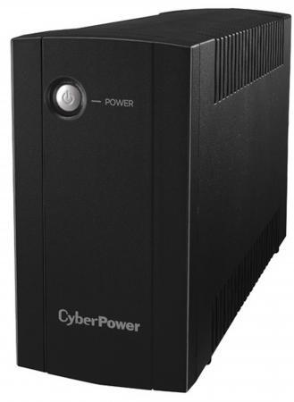 ИБП CyberPower UT850EI 850VA ибп cyberpower cp900epfc