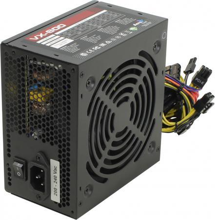 Блок питания ATX 800 Вт Aerocool VX-800 блок питания 800 вт aic psu a2m08001150xz0