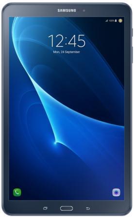 Планшет Samsung Galaxy Tab A 10.1 2016 SM-T585 10.1 16Gb синий Wi-Fi Bluetooth 3G 4G Android SM-T585NZBASER планшет samsung galaxy tab 4 sm t331 8 3g 16gb white