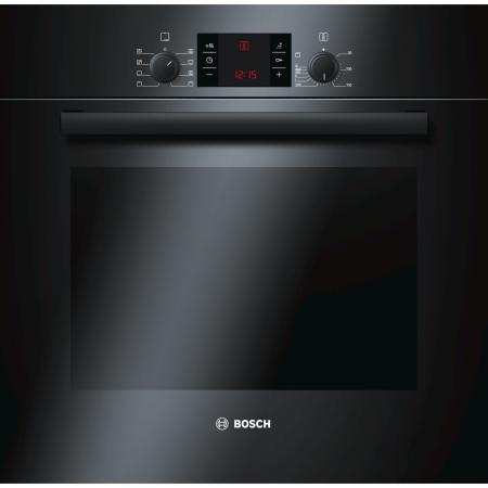 Электрический шкаф Bosch HBA43T360 черный духовой шкаф электрический bosch hba43t360