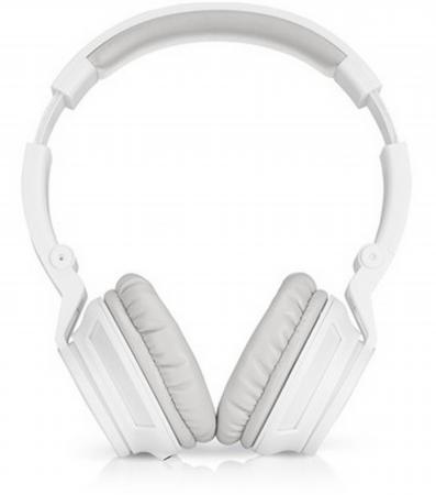 Наушники HP H3100 Stereo Headset белый T3U78AA hl good quality original wireless headset bluetooth headphone headband headset with fm tf led indicators for iphone cell phone