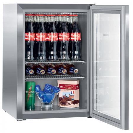 Холодильник Liebherr CMes 502-20 001 серебристый