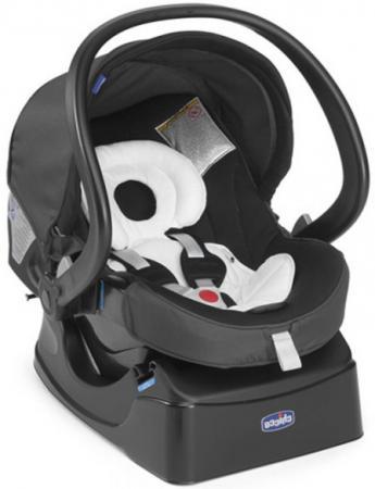 Автокресло Chicco Auto-Fix Fast Baby (night) chicco турбо машина fast