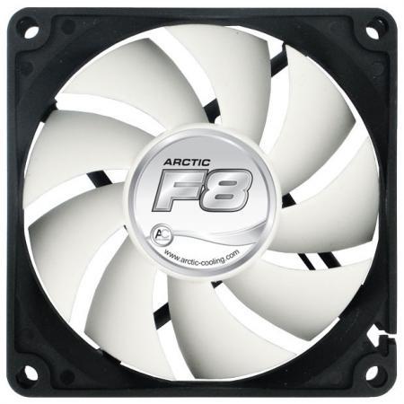 цена Вентилятор Arctic Cooling Arctic F8 80мм 2000об/мин AFACO-08000-GBA01