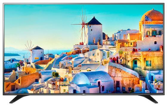 Телевизор 55 LG 55UH651V серый черный 3840x2160 100 Гц Smart TV Wi-Fi RJ-45 Bluetooth WiDi телевизор led 65 lg oled65e6v серый 3840x2160 120 гц wi fi smart tv rj 45 bluetooth widi