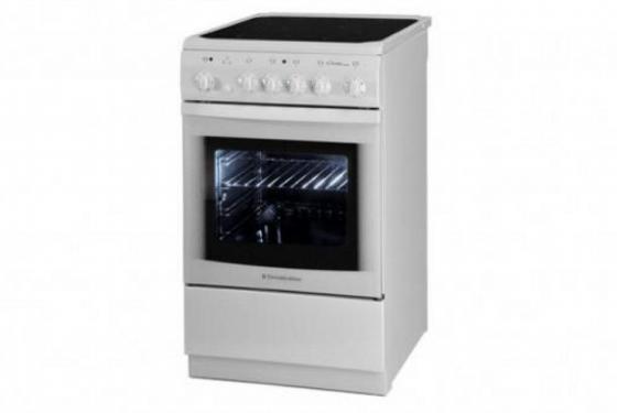 Электрическая плита De Luxe 506004.03эс белый