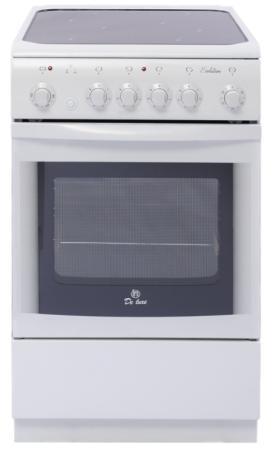 Электрическая плита De Luxe 506004.04эс белый цена