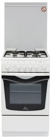 Комбинированная плита De Luxe 506040.00гэ белый комбинированная плита de luxe 506031 00гэ белый