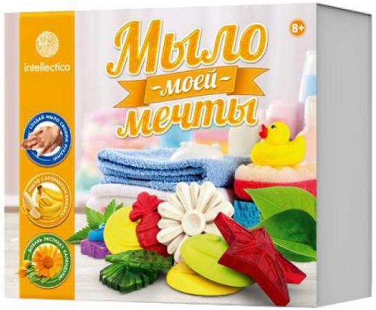 Набор для изготовления мыла INTELLECTICO Мыло моей мечты 463 от 8 лет форма профессиональная для изготовления мыла мк восток выдумщики 688758 1