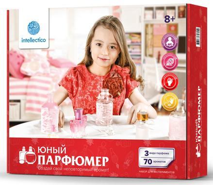 Набор для творчества Intellectico Юный парфюмер средний 705